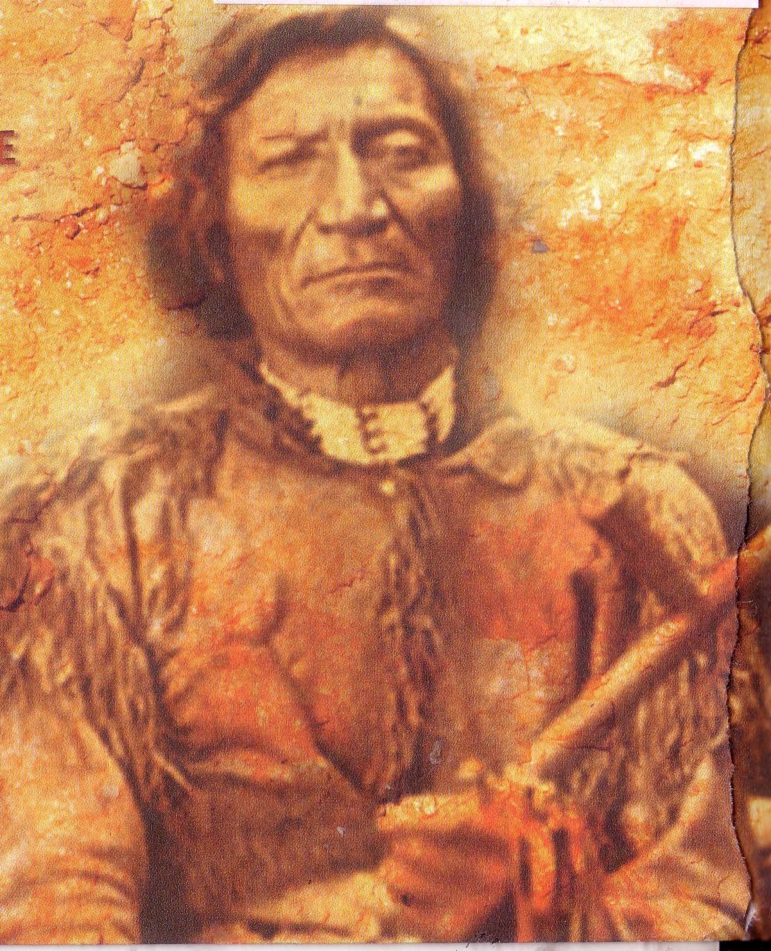 La mas poderosa arma de los indios Cheyenne en USA | CARLOS Tigre ...