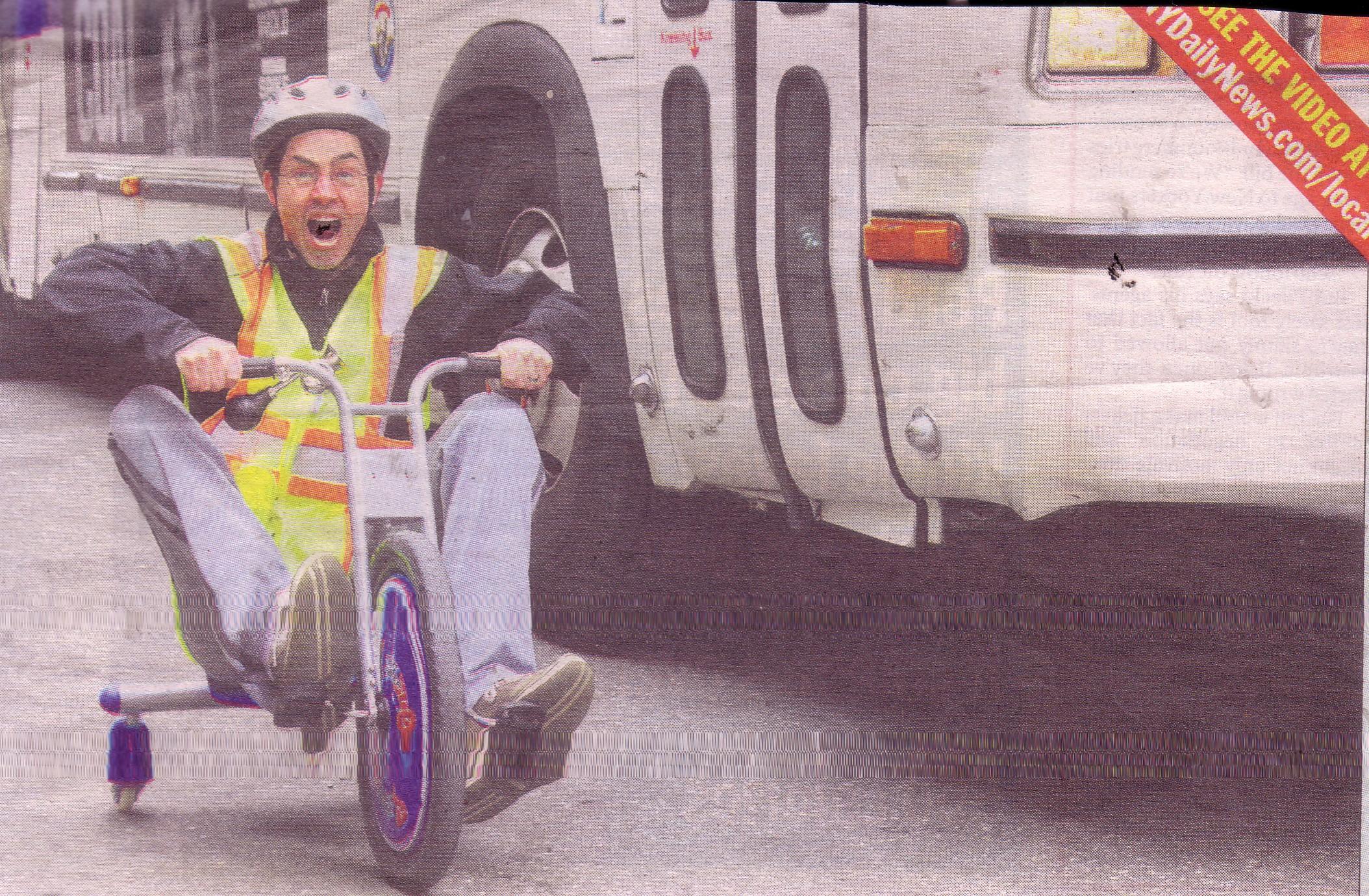 Curiosidades Ciclistas 11 (B. con Niños y Familias) | CARLOS Tigre ...