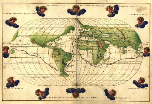 1 Mundo en 1600
