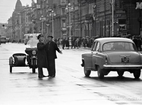 sAN pETESBURGO rUSIA 1965