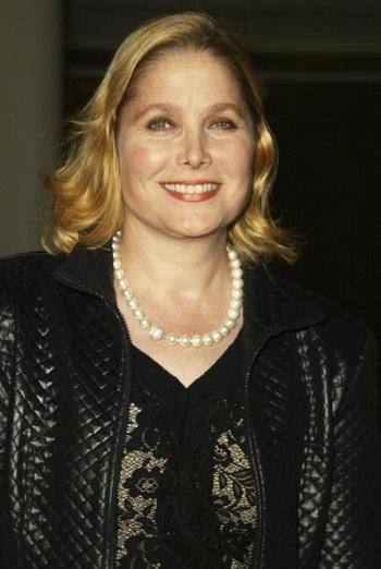 Actress Deborah Raffin