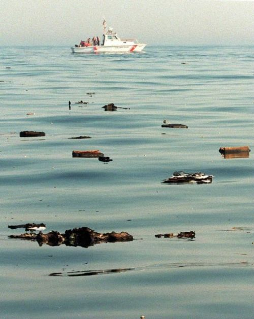 the-debris-from-doomed-twa-flight-800-in-the-waters-off-east-moriches-on-july-18-1996-the-airplane-and-all-230-aboard-went-down-12-minutes-after-takeoff-from-kennedy-airport-en-route-to-paris-on-jul