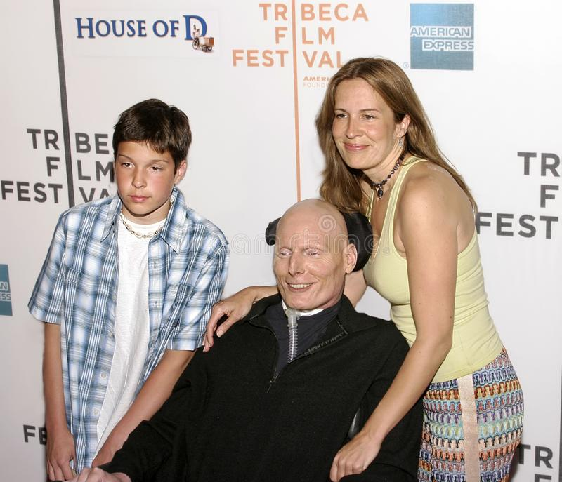 will-reeve-christopher-dana-his-wife-their-son-arrive-rd-annual-tribeca-film-festival-lower-manhattan-may-was-106253008