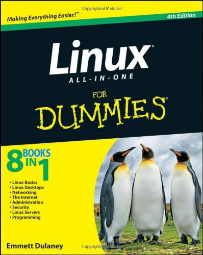 Linux-All-in-One-for-Dummies