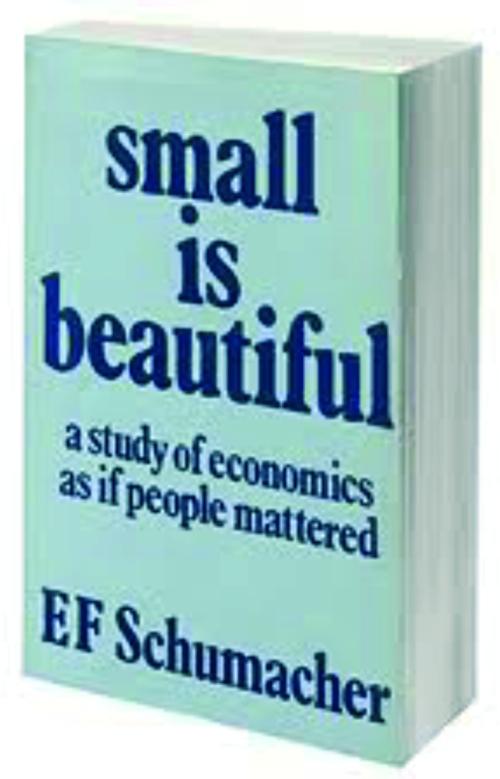 SmallIsBeautifulBook